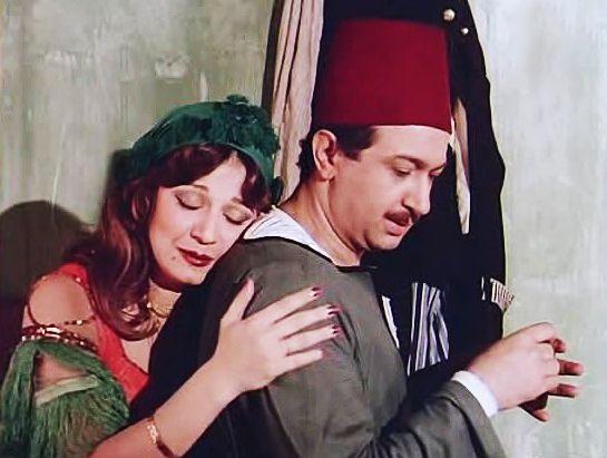 نور الشريف مع مديحة كامل شوارع من نار 1984 Egyptian Actress Actors Actresses Actors