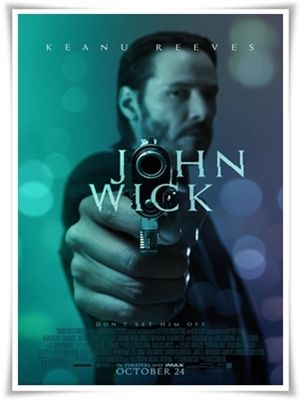 John Wick 2014 1080p/720p BrRip Free Download Size:- 1 64GB/756 91MB