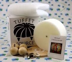Image result for square tuffet pattern #airfreshnerdolls