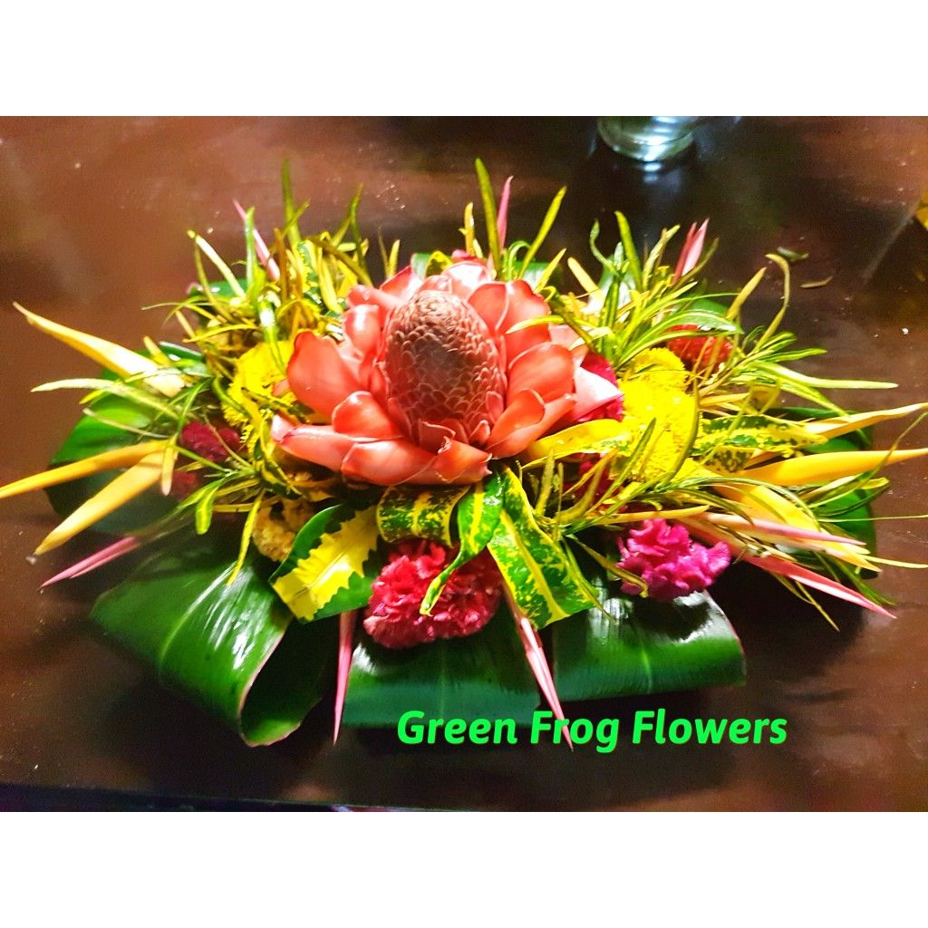 Pin by Monica Kaupa on Green frog flowers Table