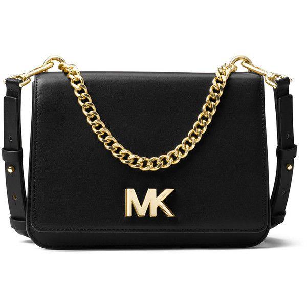 Michael Michael Kors Mott Large Chain Swag Shoulder Bag 250 Liked On Polyvore Featuring Bags Ha Shoulder Bag Women Shoulder Bag Michael Kors Shoulder Bag
