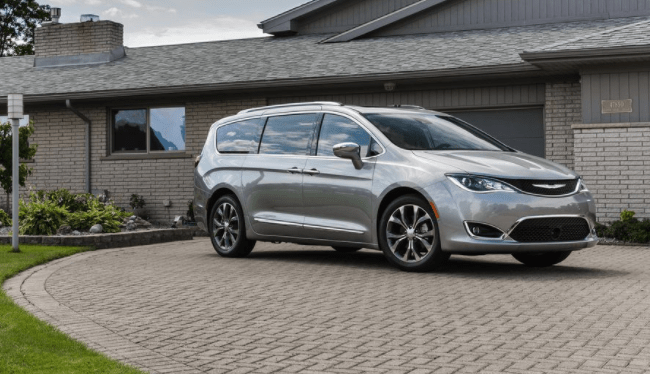 2018 Chrysler Pacifica Minivan Canada s Best Selling Engine