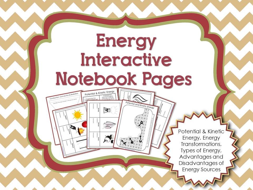 guide to using interactive notebooks in the science classroom part rh pinterest com Interactive Notebook Templates Interactive Notebook Cover