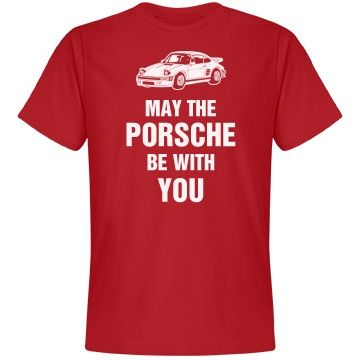 May the Porsche be with you