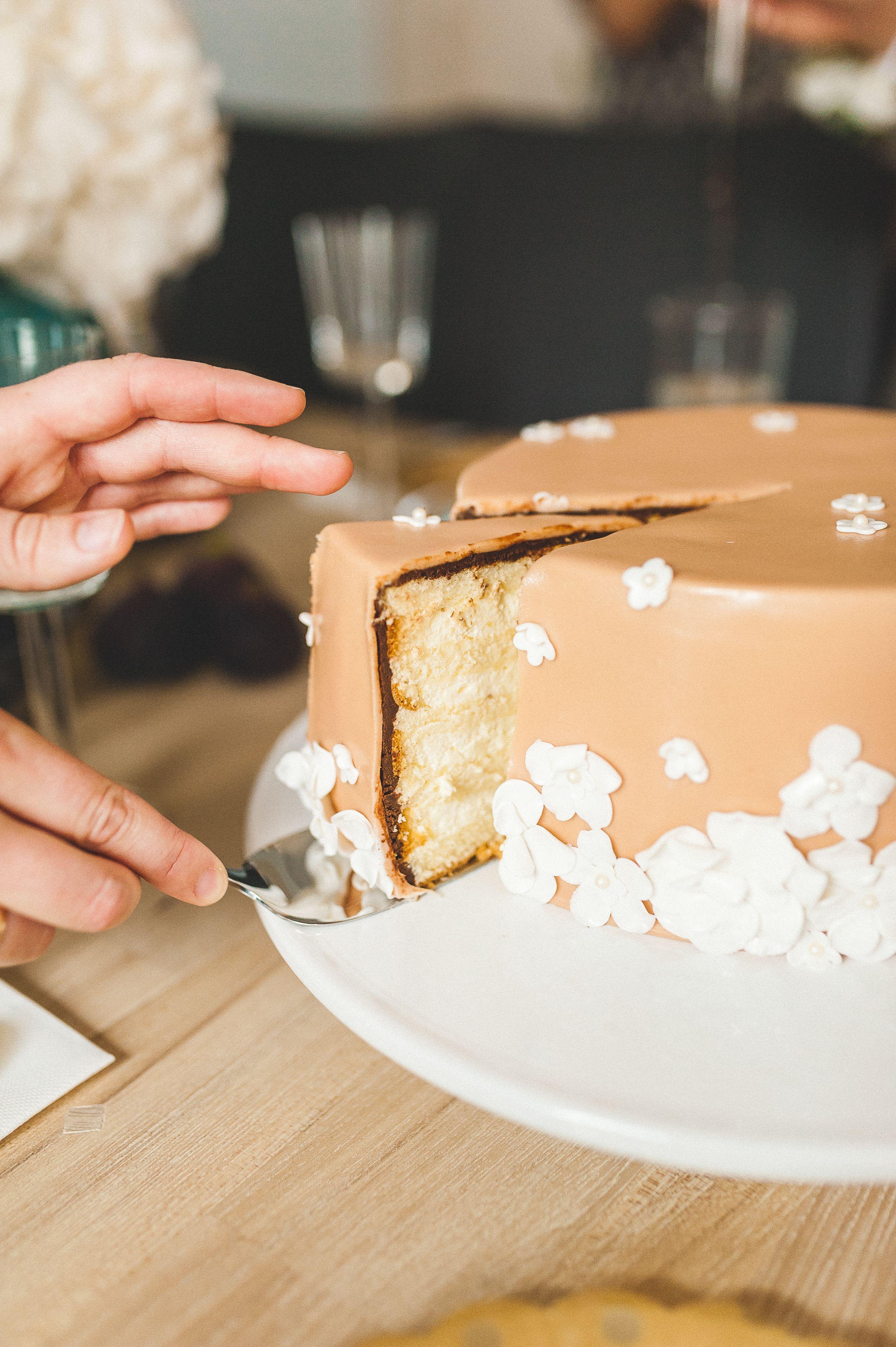 Modern Babyparty: Lecker Kuchen! // Yummy Cake! Www.anna Veranstaltet