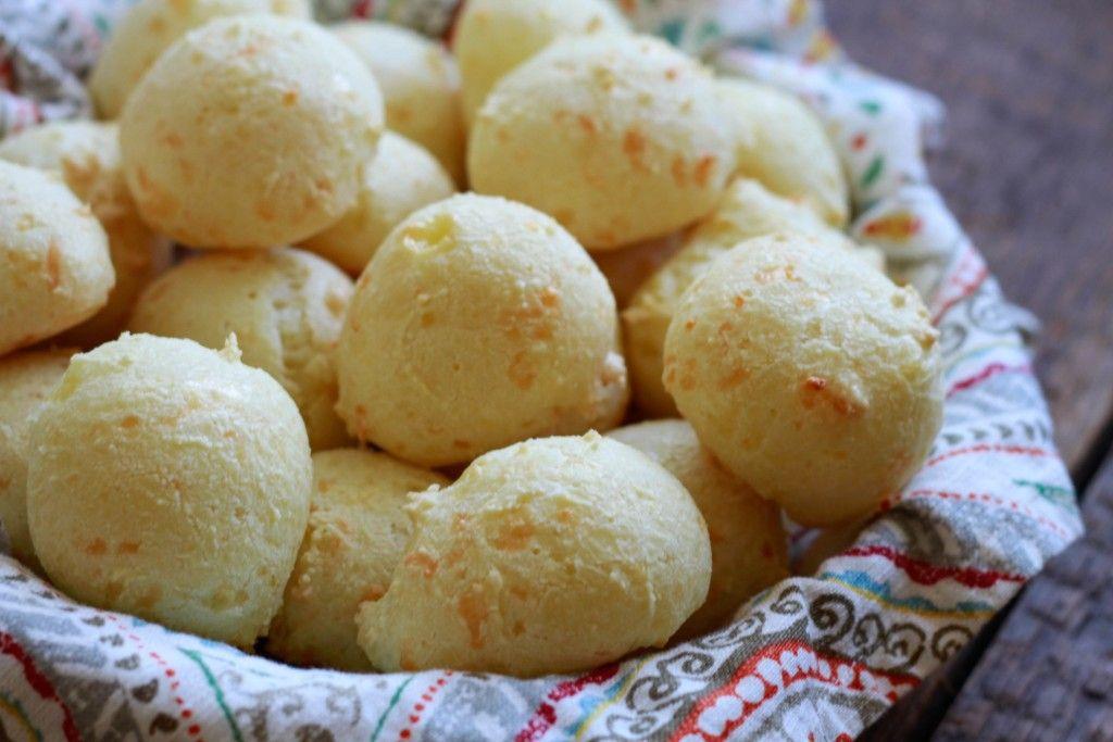 Grain Free Brazilian Cheese Bread Pao De Queijo Recipe Baby