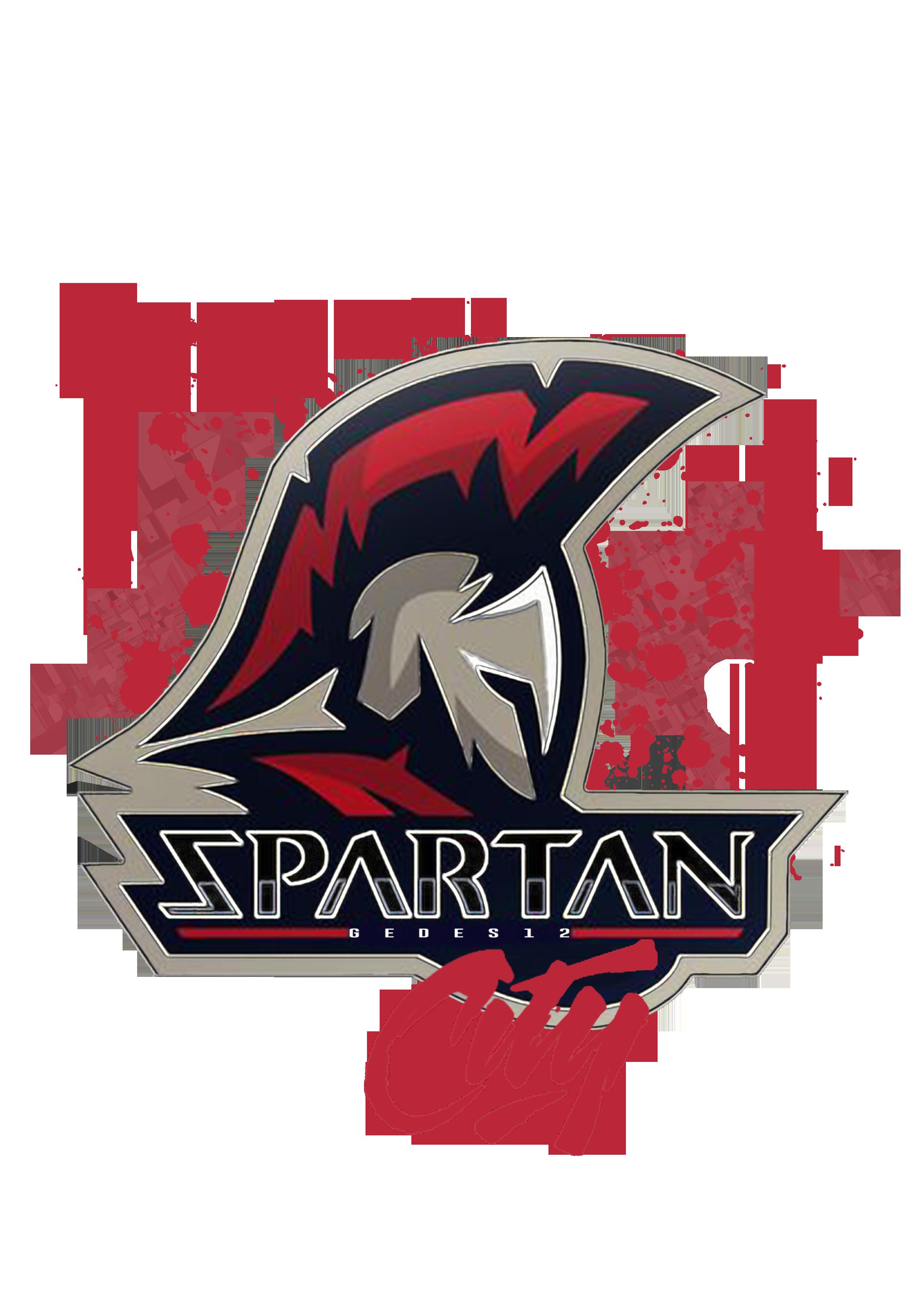 Spartan City Gedes12 Design Cavaliers logo, Sport team