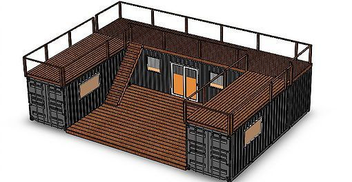Backcountry Containers - Shipping Container Tiny Homes | Custom Builds -  Rezepte Blog - #tinyhomes