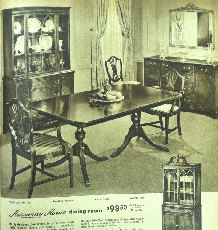 22++ Sears dining room sets Various Types