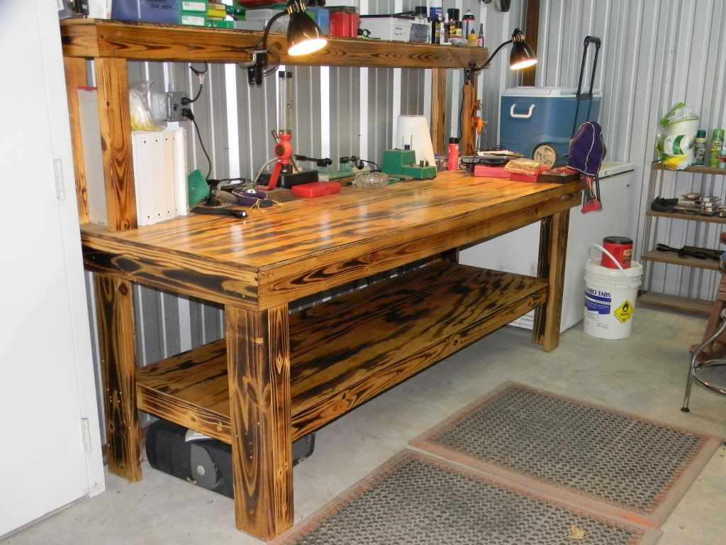 reloading bench plans - Google Search | Crafts | Pinterest | Bench plans, Bench and Google search
