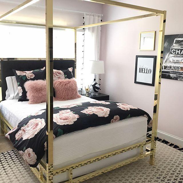The Emily Meritt Bed Of Roses Duvet Cover Sham Life Truly Is