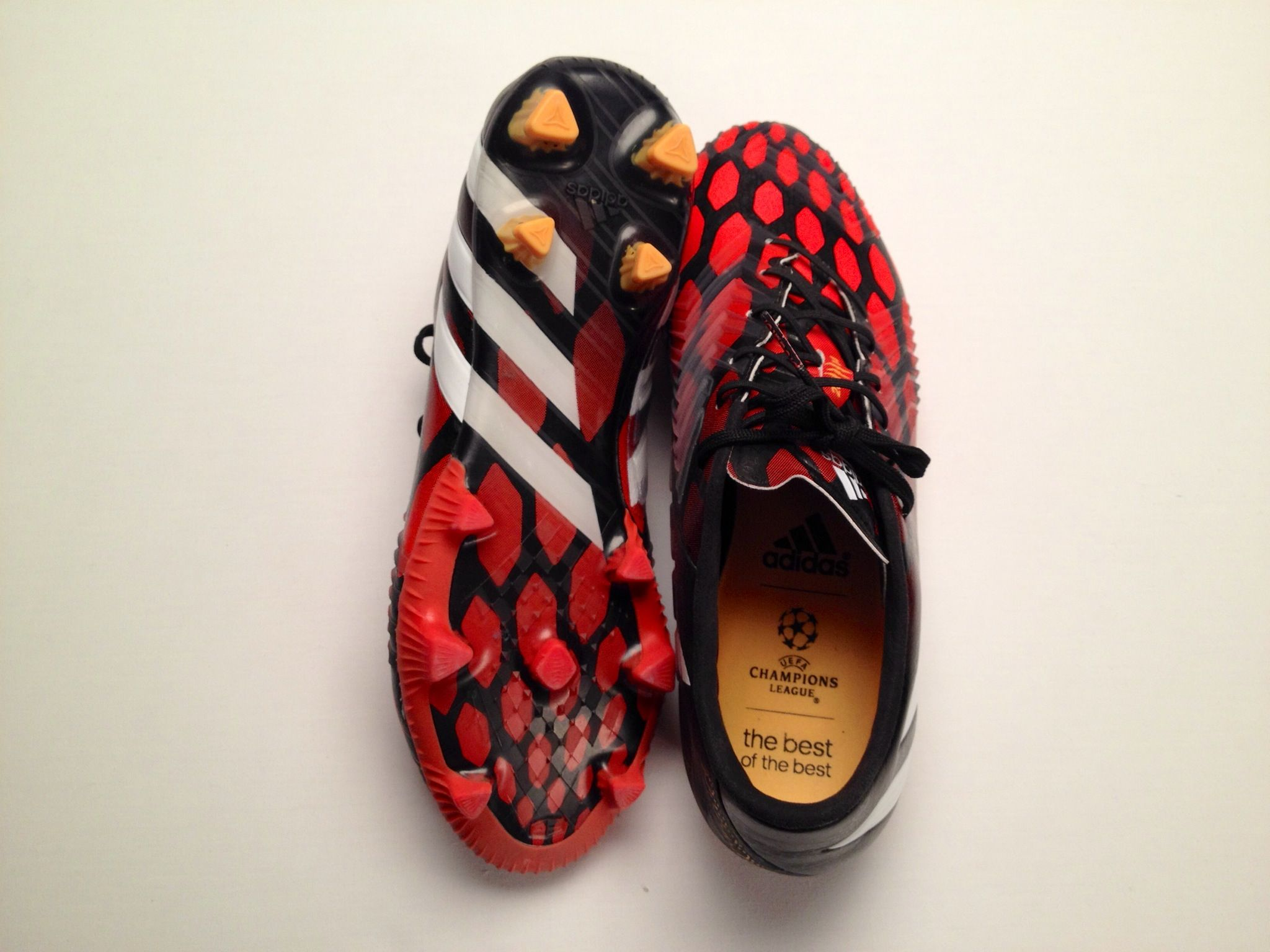 Predator Instinct onfield review Cool football boots