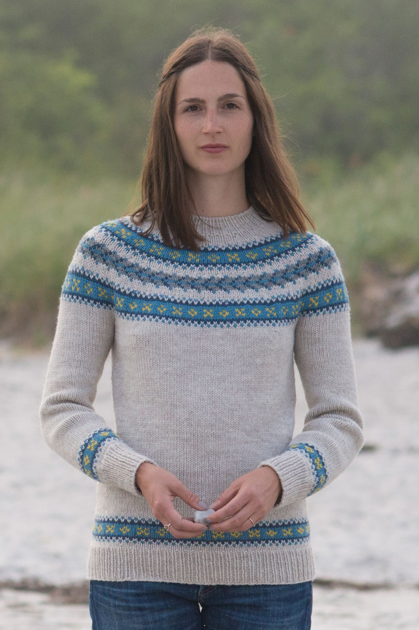 Dalis pullover by dianna walla from the sea smoke collection in dalis pullover by dianna walla from the sea smoke collection in quince co sweater knitting patternsknitting dt1010fo