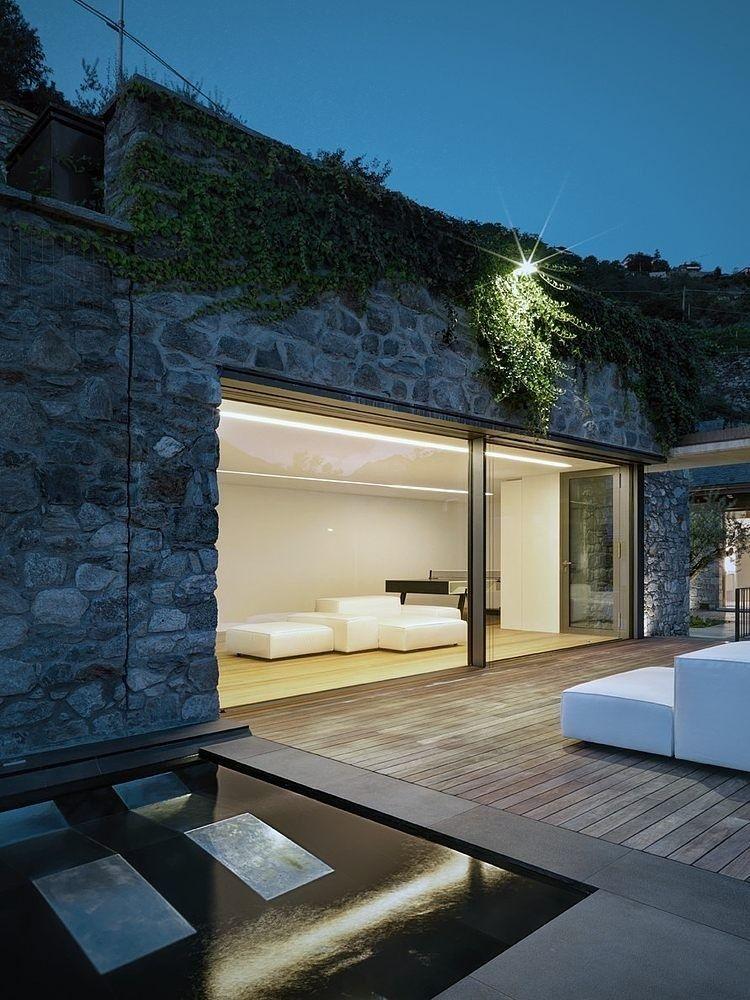 Casa Mt Par Rocco Borromini House Kub Architecture Maison