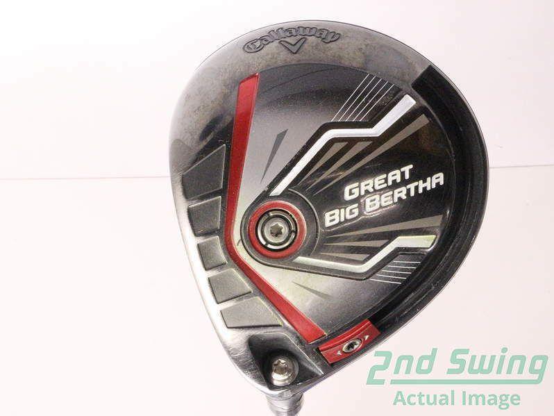 Ebay Sponsored Callaway 2015 Great Big Bertha Driver 105 Graphite