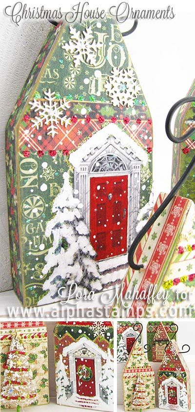 Alpha Stamps News » Christmas Sale?! And cute new ornaments - christmas decorations sale