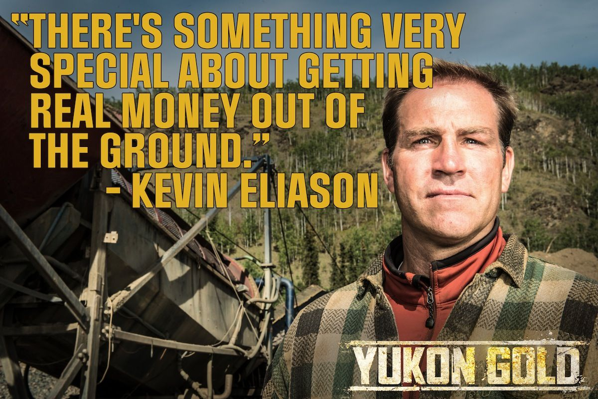 Live Gold Quotes Words To Livefrom Kevin Eliason Yukon Gold Quotes  Pinterest