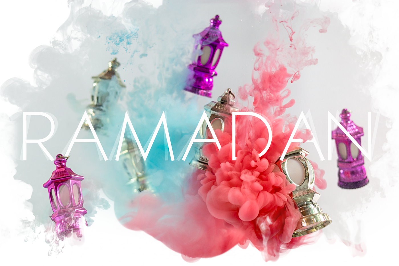 Tableau Musulman Moderne Colors Of Ramadan By Amr Elshamy Design Ideas