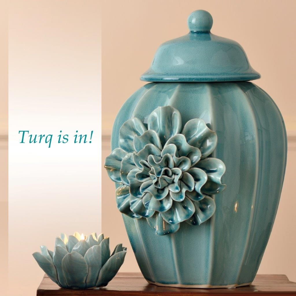 Turq is in! Our Florence collection is an exquisite amalgamation of gold and turquoise which attracts the eye and simply makes you step out of your comfort zone. Best suited for the ones who love a tinge of pop in the aura of their homes. 0124-4578888 www.elvy.in