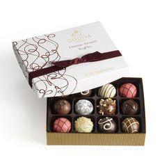 12 pc. Ultimate Dessert Truffles Gift Box