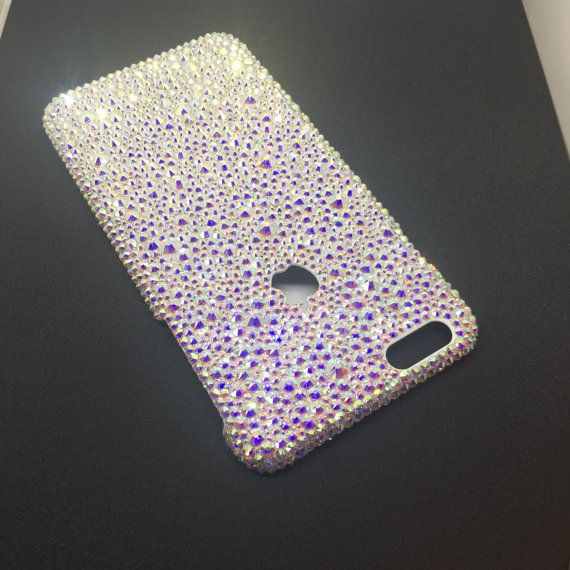 sports shoes 2d8dd 707d2 SAMSUNG S7 Edge phone case SWAROVSKI CRYSTALS ab crystals Bedazzled ...