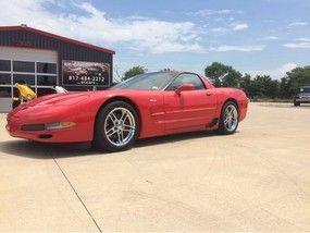 2002 Chevrolet Corvette Z06 in Burleson, Texas