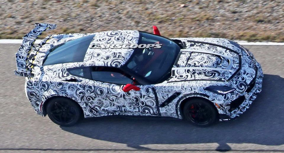 Attirant Should Chevy Build A Convertible 2019 Corvette ZR1? #Chevrolet #Corvette |  Carscoops | Pinterest | Corvette Zr1, Corvette And Chevrolet Corvette