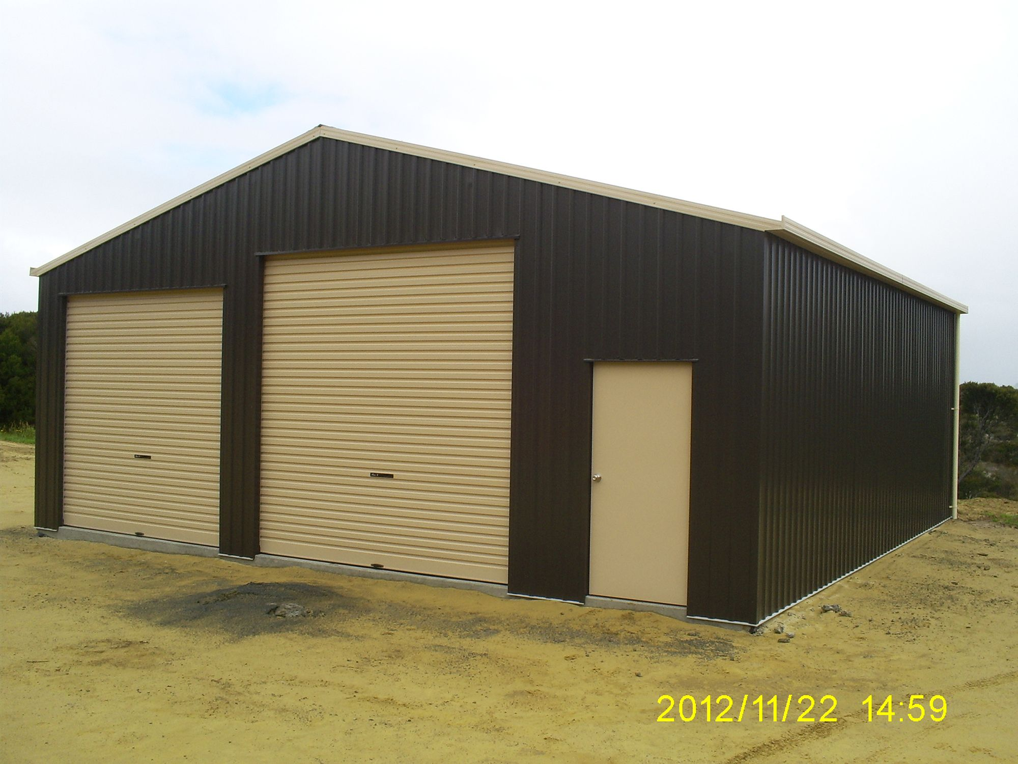 Gallery All Buildings Steel Sheds Metal Buildings Building