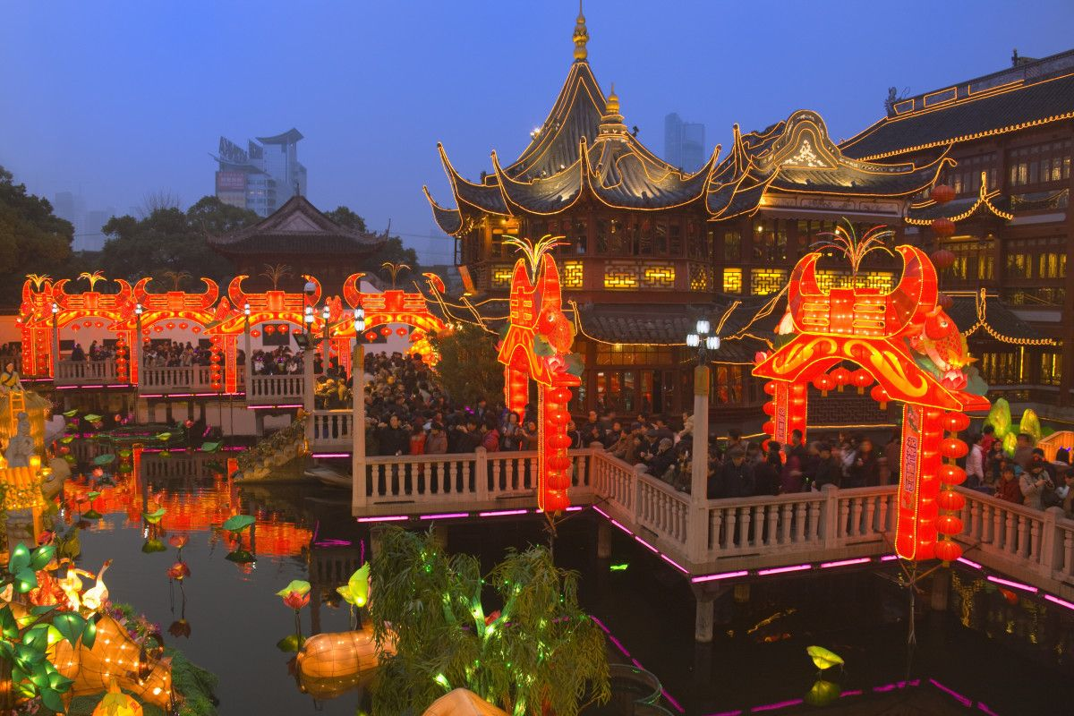 Chinese New Year is the most important holiday in China