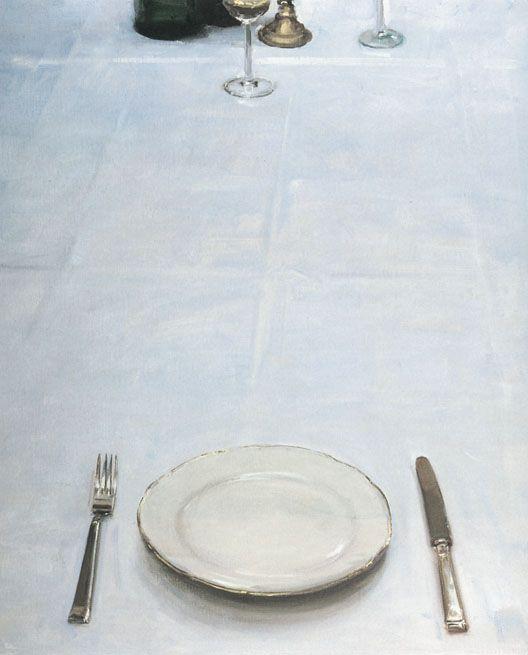 Friedel Anderson, Tafel III, Öl Leinwand, 2003 Art stuff Pinterest - tafel für küche