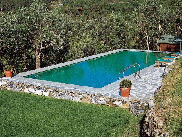 Pin di Michela Secci su Country Home Swimming pools