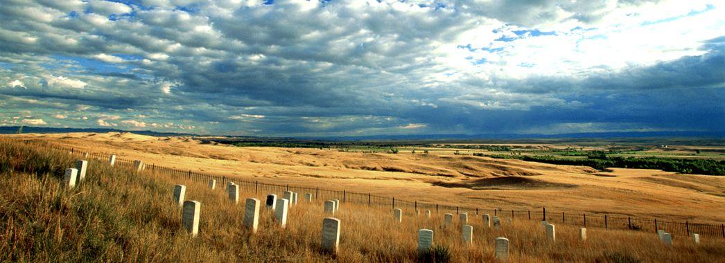 Schlachtfeld am Little Bighorn