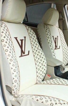 Louisvuitton Car Seat Covers Luxurydotcom Louis