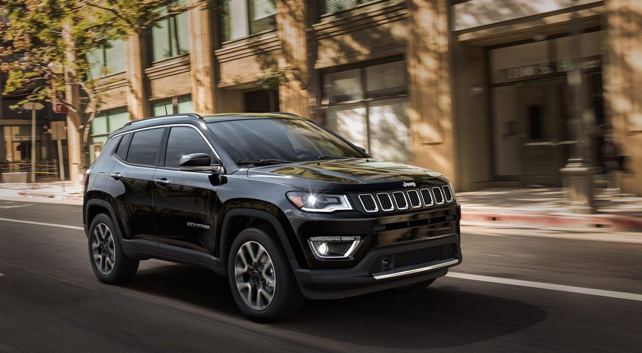 Jeep Compass Trailhawk 4x4 2018 Femenina Y Salvaje A La Vez Capaz De Llegar A Donde Otras No Han Llegado Ejec Jeep Compass Sport Jeep Compass Chrysler Jeep