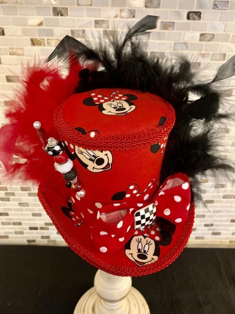 Pin On Minnie Mouse Ears Diy
