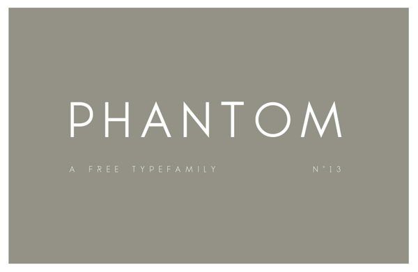 Phantom Sans Serif Fonts Creative Fonts Pinterest Fonts