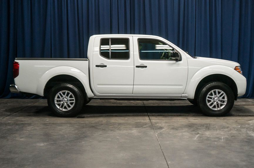 NWMS Delivers : 2014 Nissan Frontier Crew Cab SV Pickup 4D 5 ft ...