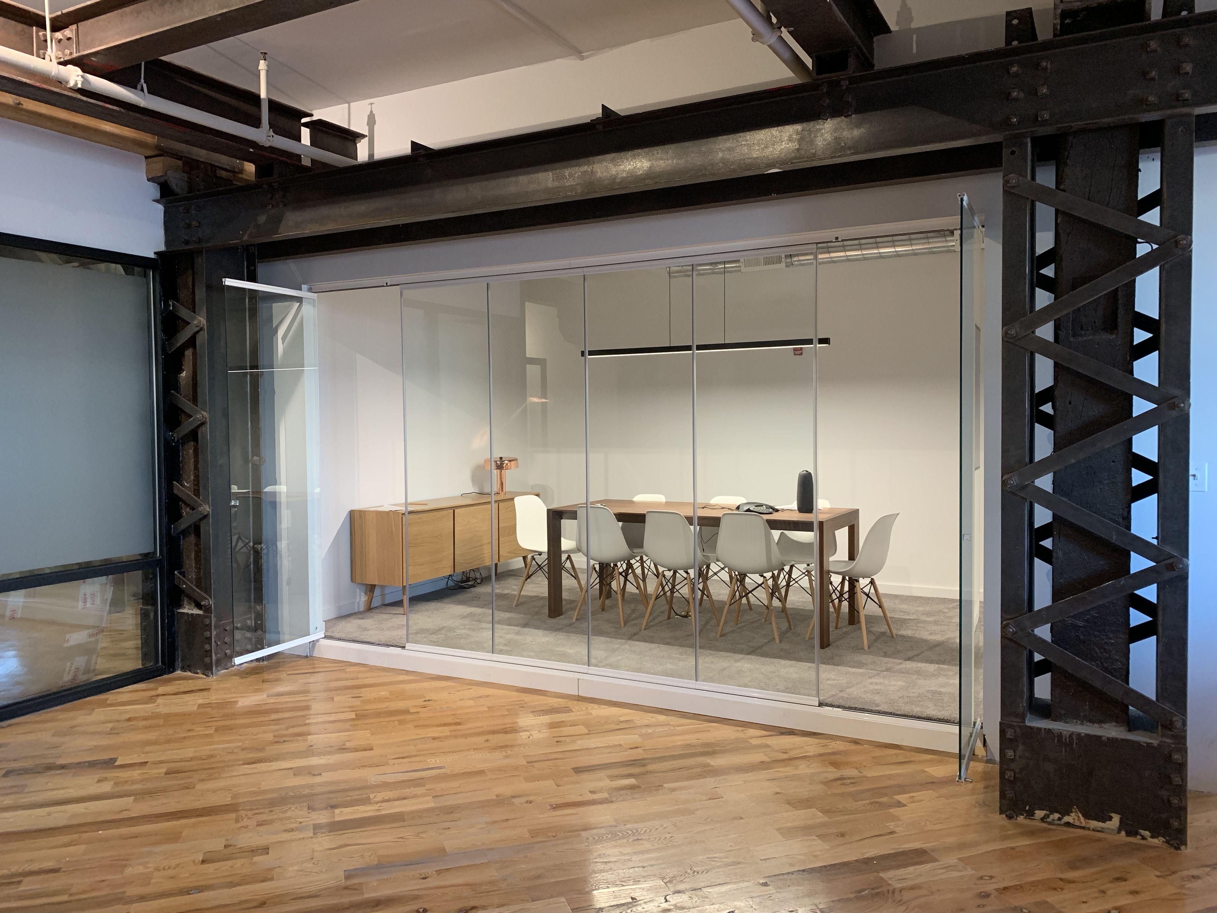 Frameless Sliding Glass Wall Sgl 90 Glass Partition Wall Glass