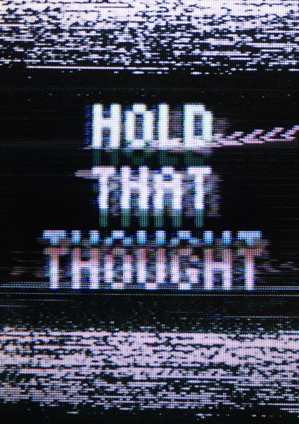 Hold That Thought by Alex Beltechi