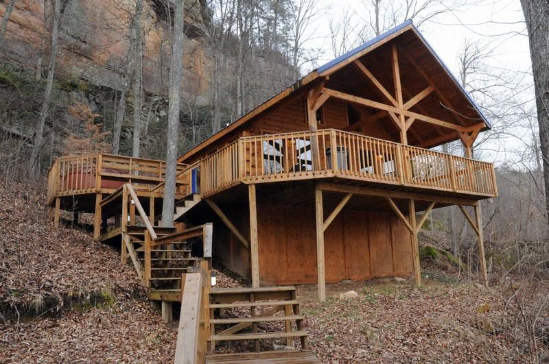 Exceptionnel ... Gorge Cabin Rentals   (Cabins) Red River Gorge And Natural Bridge  Vacation Cabins For Rent In The Heart Of The Daniel Boone National Forest  In Kentucky.