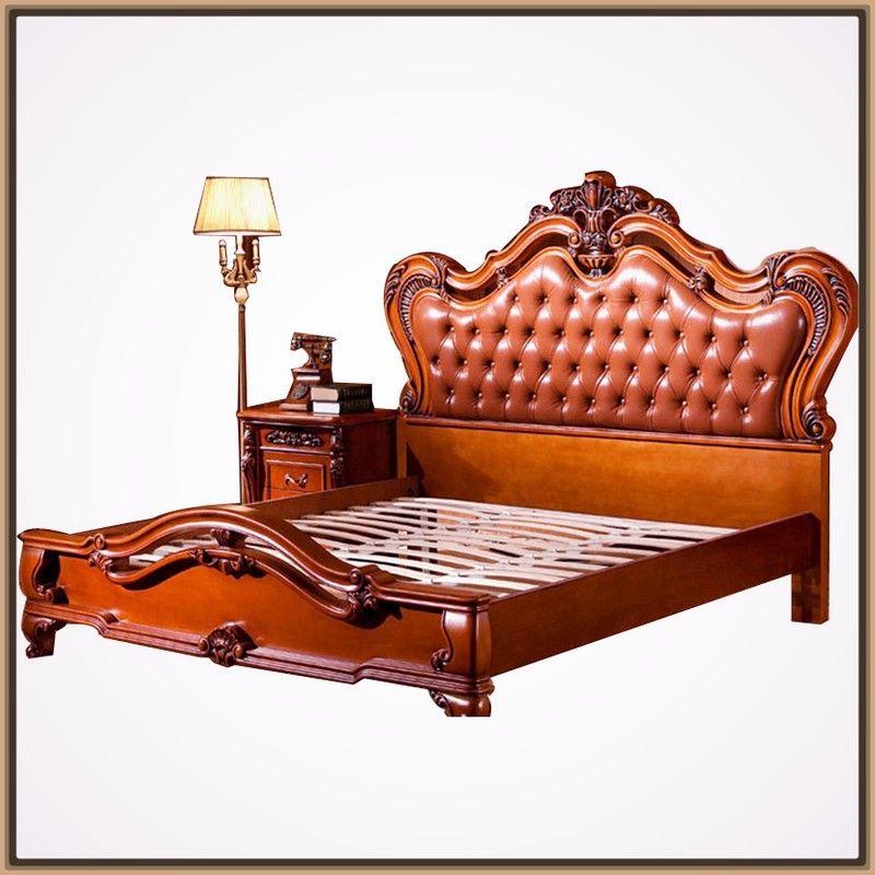 Resultado de imagen de modelos de camas talladas | ALCIBAR ...