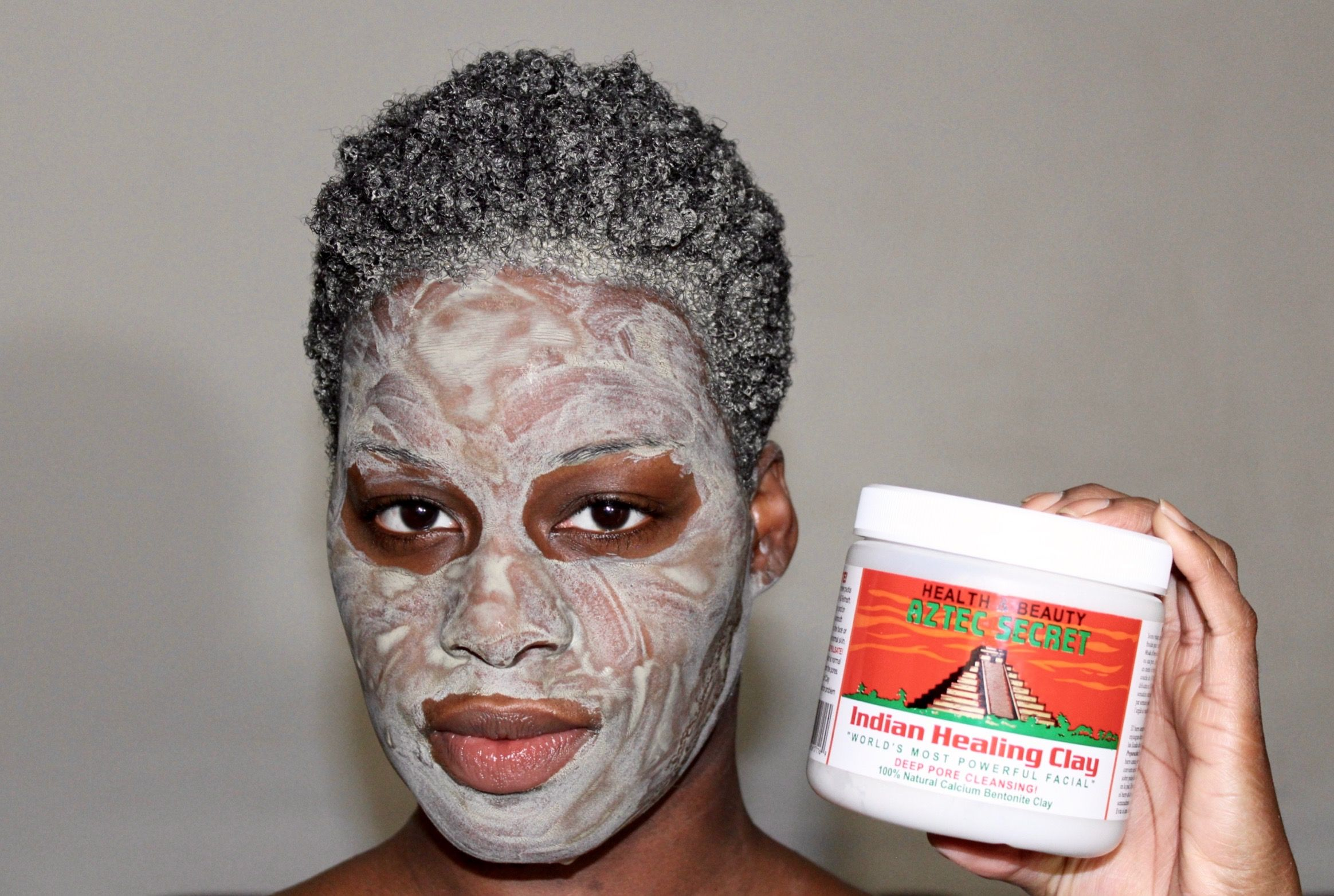 Why You Should Try A Bentonite Clay Mask Bentonite clay
