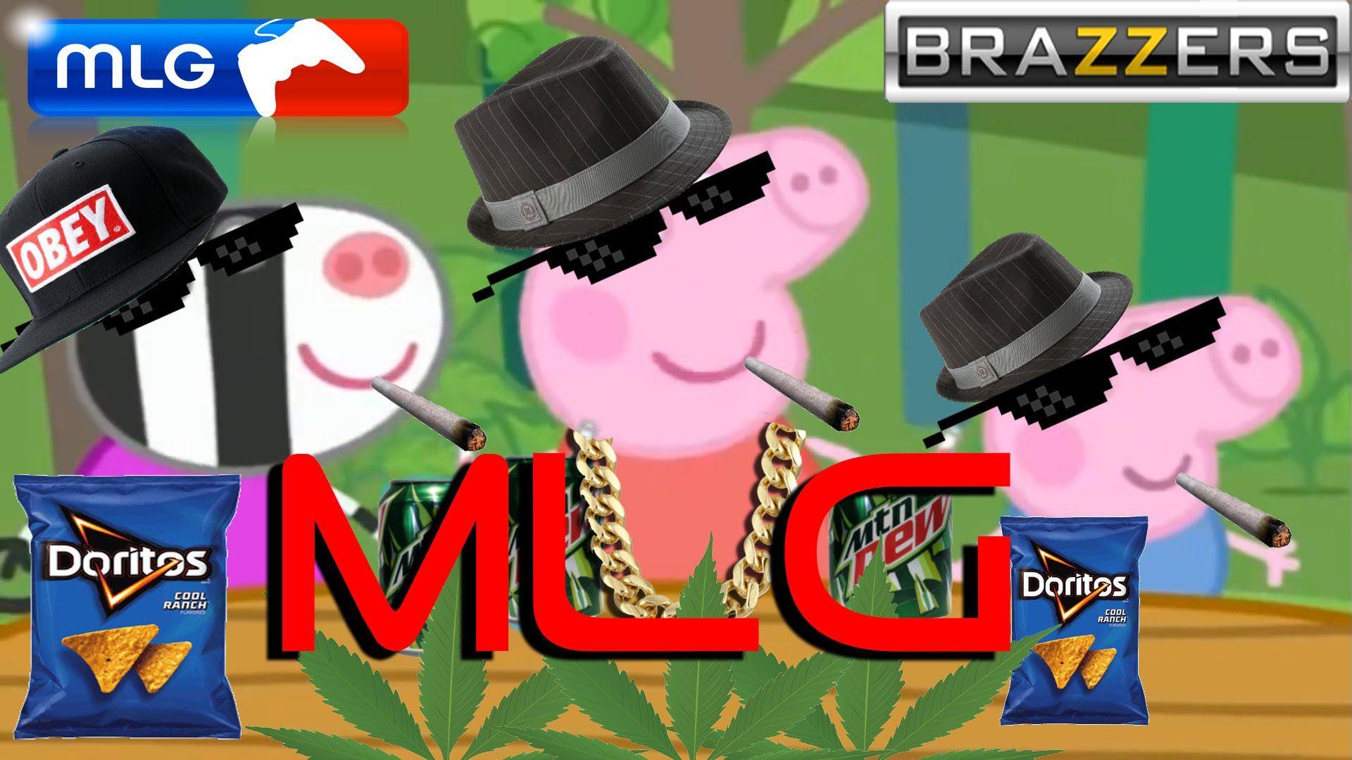 Mlg Peppa Pig Picnic Peppa Pig Peppa Youtube