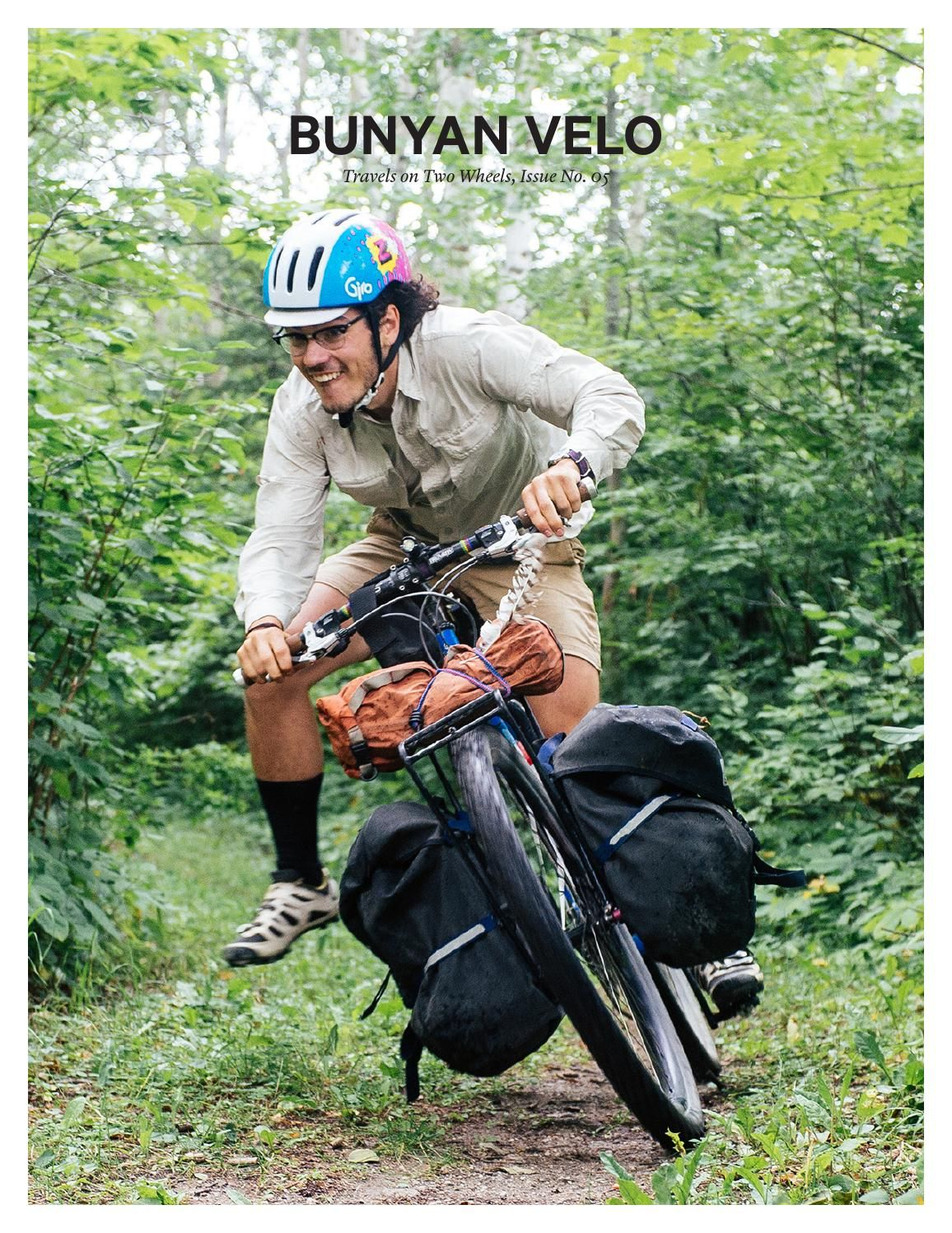 Bunyan Velo is a quarterly collection of photographs, essays, and stories celebrating the simple pleasures of traveling by bicycle.