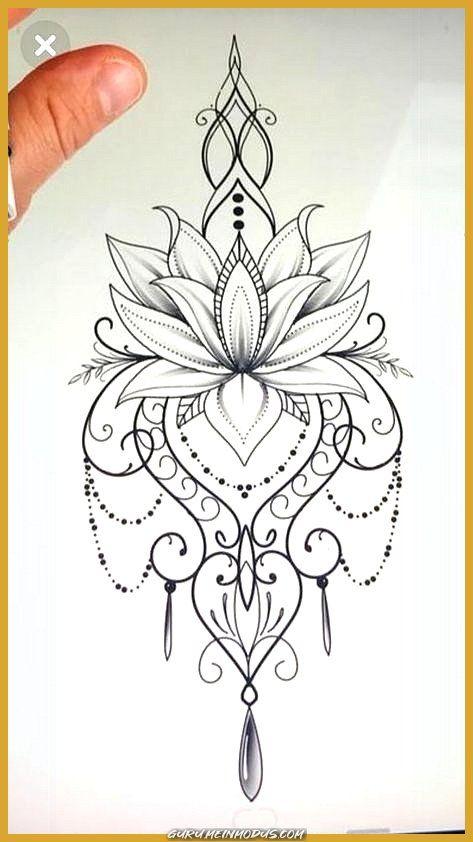 Photo of Incredible Lotus Flower – Good Models – Tattoo Ideas – # Lotus Flower # Templates #Symbo
