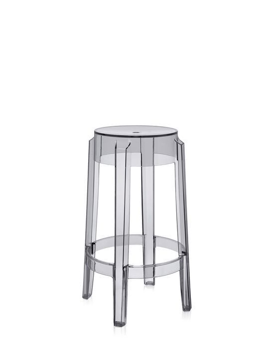 Ghost Chair Bar Stool Adirondack Chairs On Sale 26 Kartell Stools