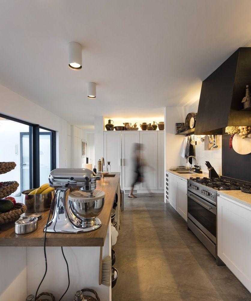 Sungai Buloh Luxury Kitchen: Gallery Of Grândola House / ColectivArquitectura