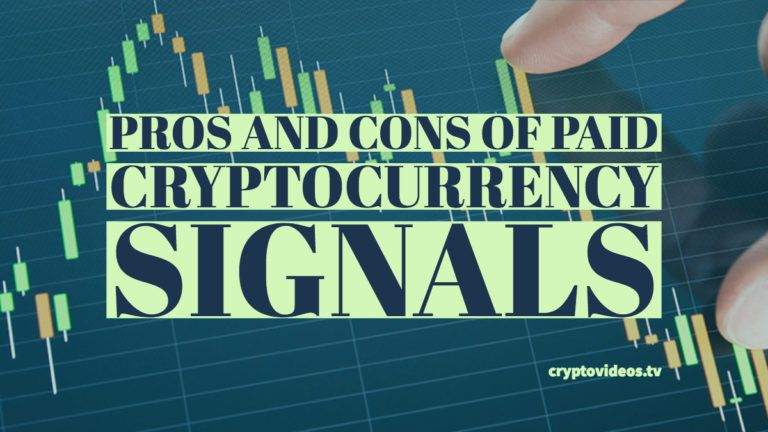Pros and cons of paid cryptocurrency signals