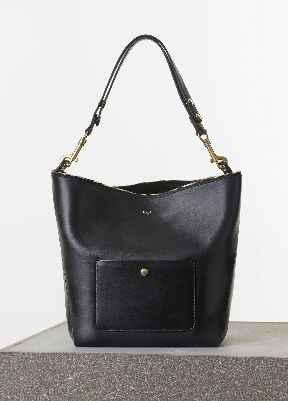 Medium Zipped Hobo Spring Summer Collection 2017 Collections Handbags CÉline