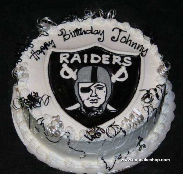 37 Oakland Raiders Cakes Ideas Raiders Cake Raiders Oakland Raiders